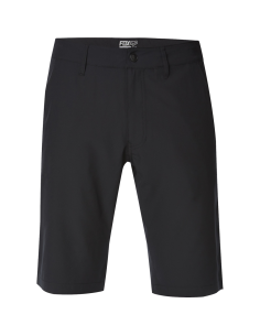 short homme fox noir Essex tech short blk