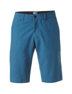 short homme fox bleu Essex tech short htr m blu