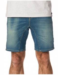 short homme jean's Pull in bleu Dening short epic harb