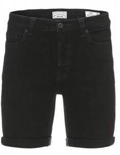 Onsloom shorts 3839 black jean's noir