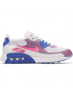 Women's air max 90 flyknit ultra 2.0 shoe rose