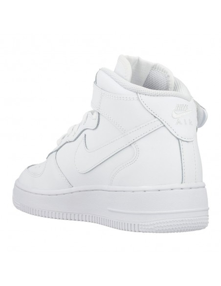 Nike air force 1 mid 06 -  white