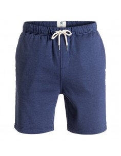 Rebel short homme DC bleu