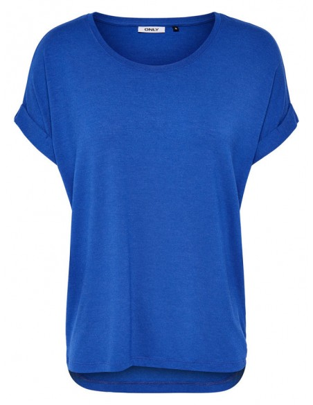 top Only bleu Onlmoster s/s o-neck top noos jrs