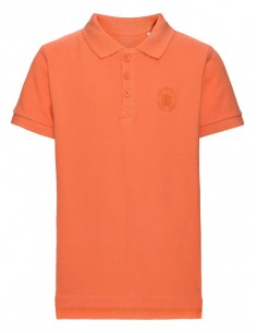 polo enfant Name It orange Nitjolid ss polo nmt