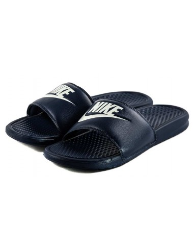 "tong homme Nike 343880-403 Men's nike benassi ""just do it."" sandal"