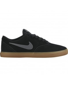 Men's nike sb check solarsoft skateboarding shoe 843895-003