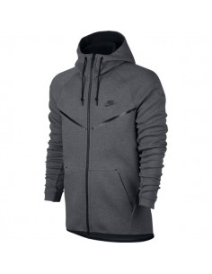 MEN'S NIKE SPORTSWEAR TECH FLEECE WINDRUNNER HOODI 805144-091