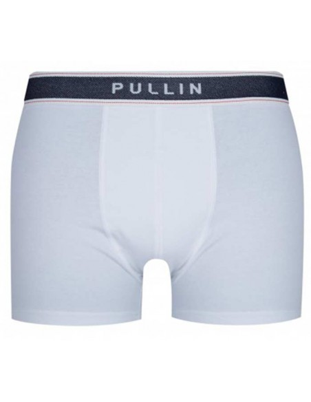 BOXER HOMME PULL IN BLANC MASTER COTON WHITE