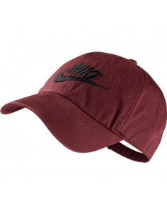 casquette homme Nike rouge UNISEX NIKE FUTURA H86 HAT