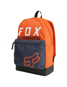 sac à dos Fox orange CHECK YO SELF KICK STAND BP