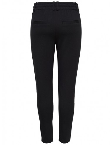 pantalon Only noir Onlpoptrash easy colour pant pnt noos