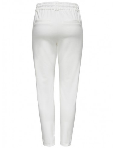 pantalon Only blanc Onlpoptrash easy colour pant pnt noos