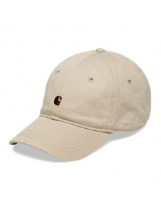 Madison logo cap beige