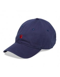 Madison logo cap bleu