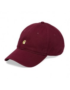 Madison logo cap bordeaux