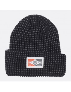 Bonnet element noir Handler beanie