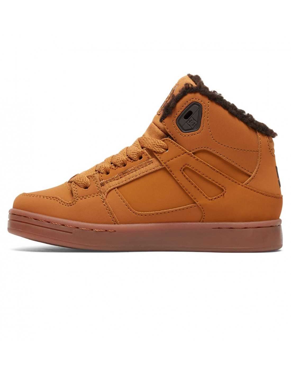 Chaussures DC Pure Boy Wheat We9 OsirE2Avt