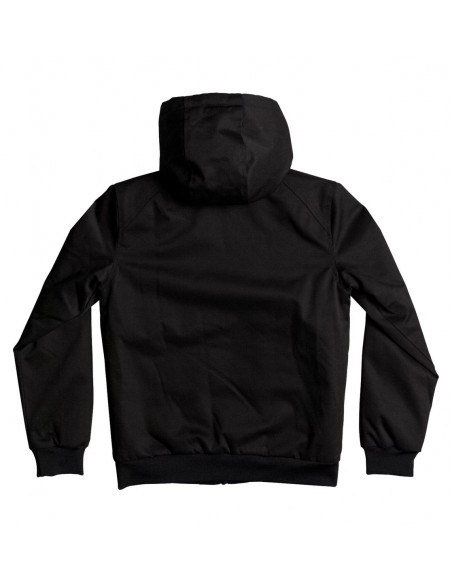 veste enfant DC SHOES Ellis jacket 4 boy noir