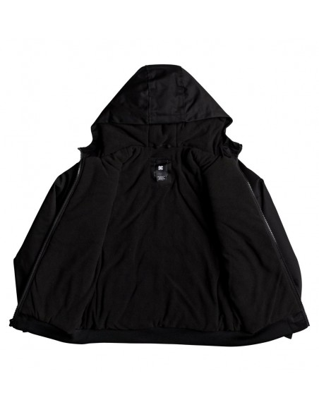 veste enfant DC Ellis jacket 4 boy noir