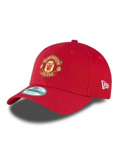 casquette homme newera rouge BASIC 9FORTY MANCHESTER UNITED
