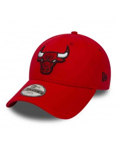 casquette bébé Newera rouge Kids essential 9forty inf chibul otc—infant