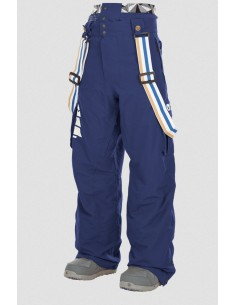 pantalon snow homme Picture bleu Panel pant