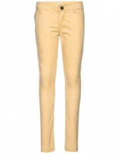 pantalon chino enfant Name It beige NITTIMBER SLIM/XSL DNM CHINO NMT