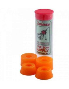 Supercush bushings (jeu de 4 gommes) tube 90du (or