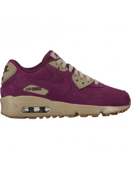 Boys' nike air max 90 winter premium (gs) shoe 943747-600