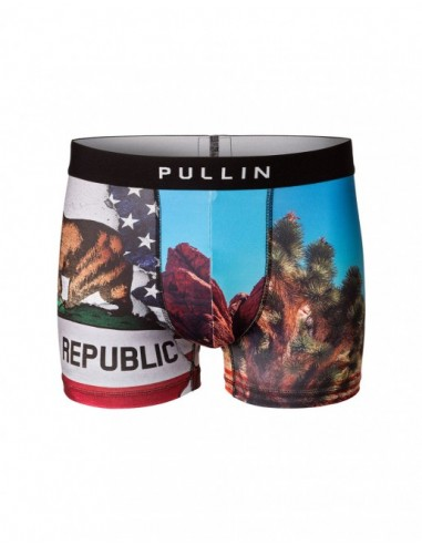 calecon homme Pull in Boxer master calirep