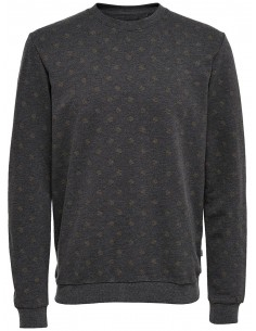 Onstristen aop sweat