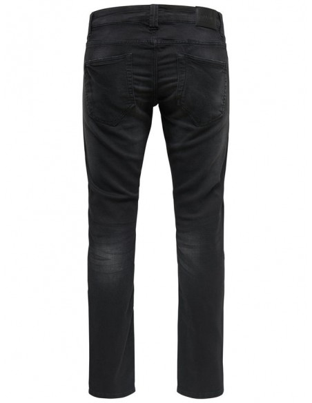 jogg jeans Only&Sons noir Onsloom jogger exp