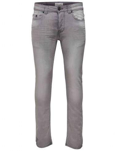 jogg jeans homme Only&Sons gris Onsloom jogger exp