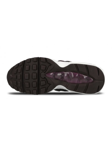 basket femme Nike violet Women's nike air max 95 shoe 307960-602