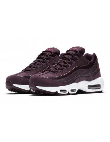 chausssure femme Nike violet Women's nike air max 95 shoe 307960-602