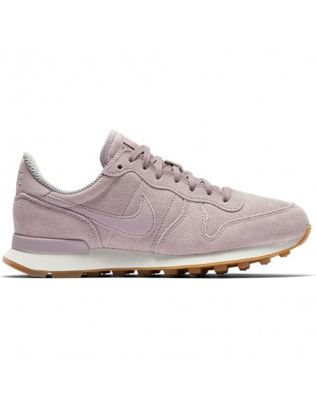 sneaker femme nike rose Women's nike internationalist se shoe 872922-602
