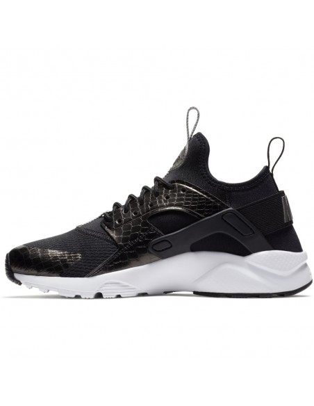 basket  enfant Nike noir Boys' nike air huarache run ultra (gs) shoe 847569-021