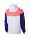 veste Nike rose Men's nike sportswear windrunner jacket 727324-104
