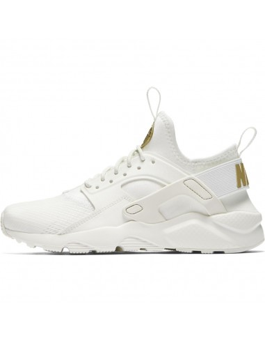 basket enfant Nike blanc Girls' nike air huarache run ultra (gs) shoe 847568-102