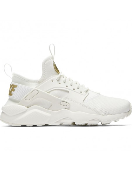 Girls' nike air huarache run ultra (gs) shoe 847568-102