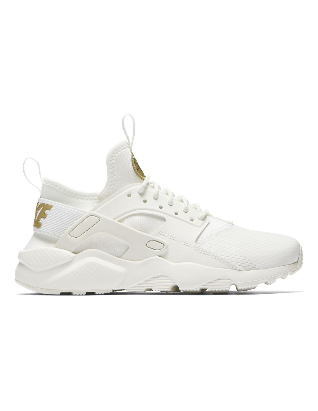 e83dd7a19595 sneaker enfant Nike blanc Girls  nike air huarache run ultra (gs) shoe  847568
