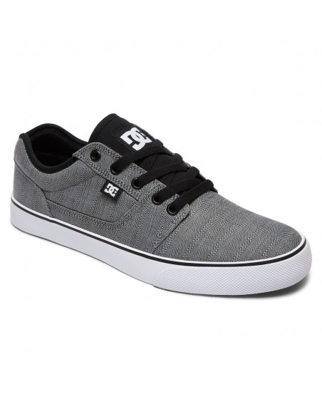 basket homme DC SHOES gris Tonik tx se ADYS300046-KBK