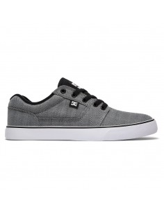 Skate shoes homme DC SHOES gris Tonik tx se ADYS300046-KBK