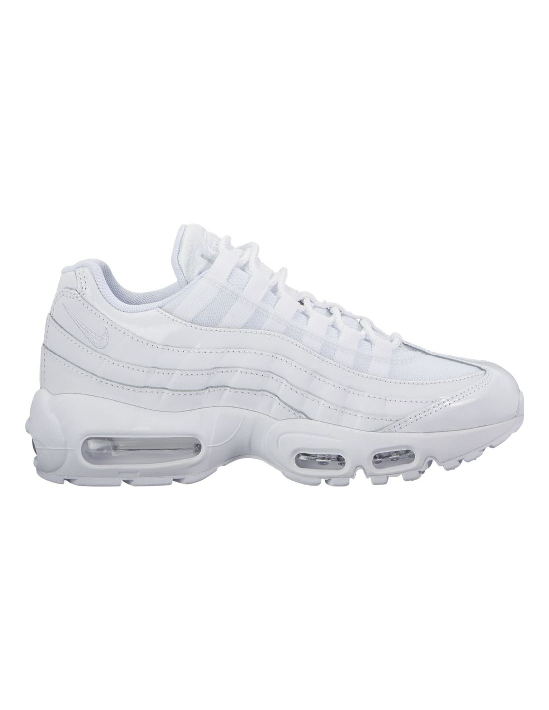 23cd4acdb8fe ... buy sneaker femme nike blanc womens nike air max 95 shoe 307960 108  8d5cc 1f910