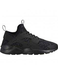 sneaker homme Nike noir Men's nike air huarache run ultra se shoe 875841-006