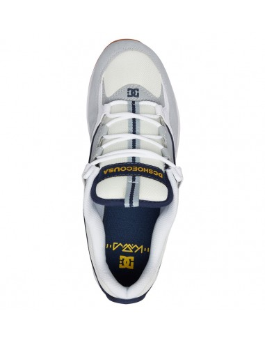 chaussure homme DC SHOES blanc Kalis lite ADYS100291-WYY