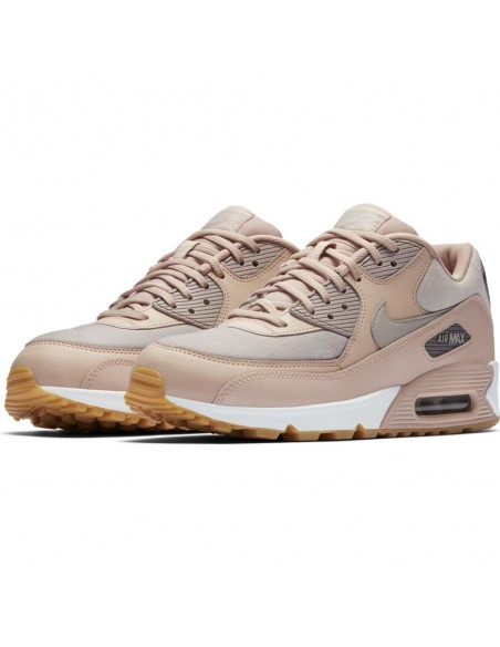 chaussure femme Nike rose Women's nike air max 90 shoe 325213-206