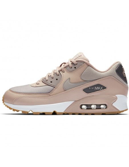 basket femme Nike rose Women's nike air max 90 shoe 325213-206