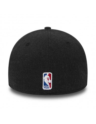 casquette Newera noir Heather team 3930 chibul